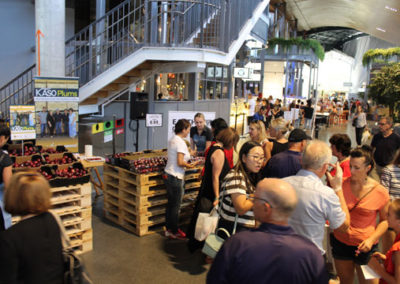 Fruit growers events