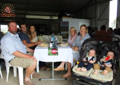 Growers & Helen Walker journalist Qld Country Life