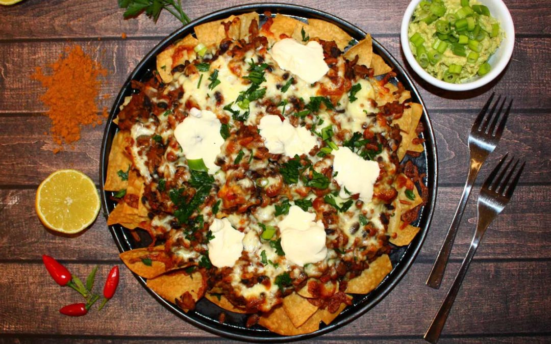 EASY VEAL NACHOS – Our Favourite Mexican