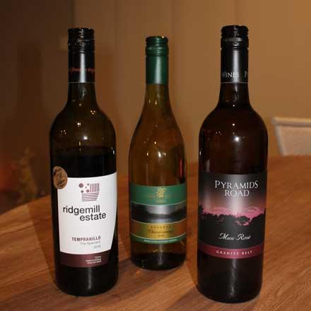 Granite Belt Wines