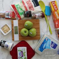 Granny smith apple slice ingredients