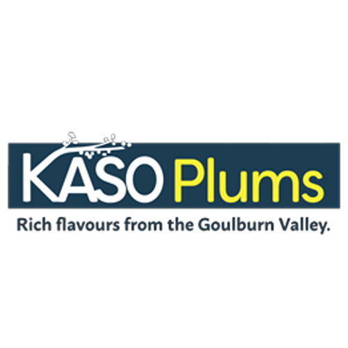 Kaso plums logo